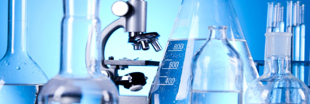 equipos de laboratorio y consumibles